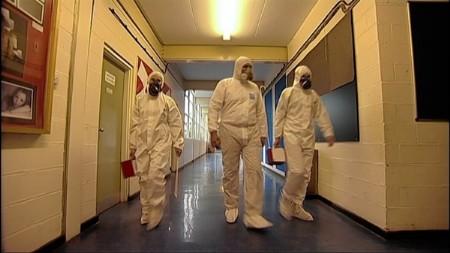 School asbestos