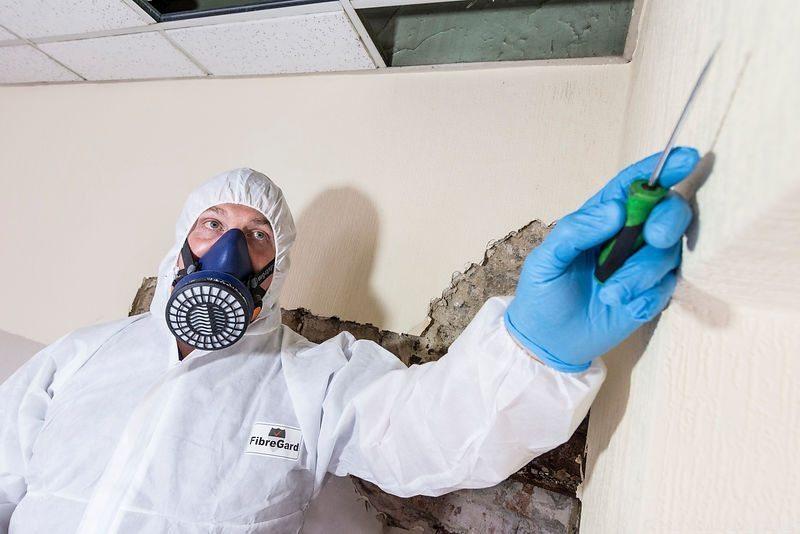 types of asbestos surveys - asbestos surveyor