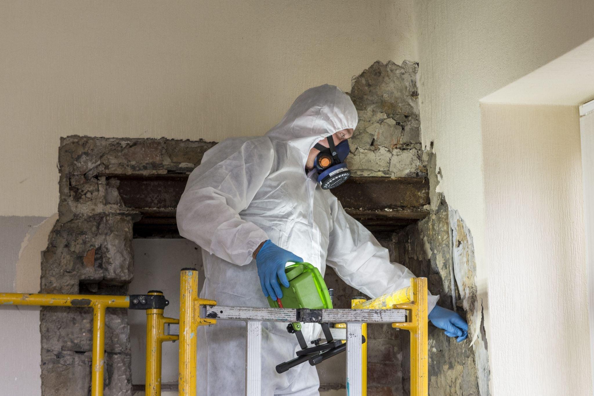 Do I need an asbestos survey? 12 reasons you need one | RB Asbestos